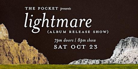The Pocket Presents: Lightmare (Album Release) tickets
