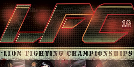 Lion Fighting Championships - LFC 18 tickets