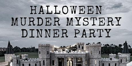 Halloween Murder Mystery Dinner Party  @ The Kentucky Castle tickets