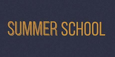 Timothy Trust Summer School tickets