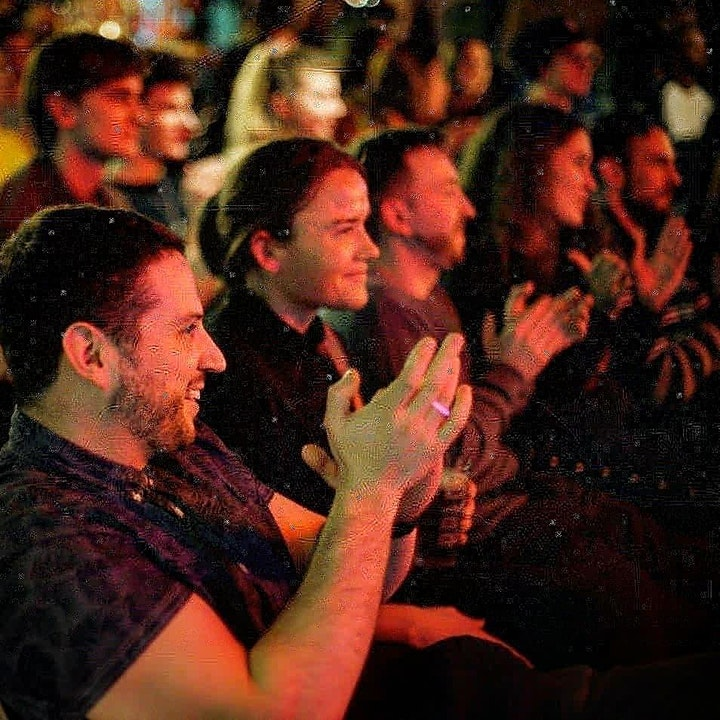 Happy Hour Comedy - Stand-Up in English #FREE SHOTs image