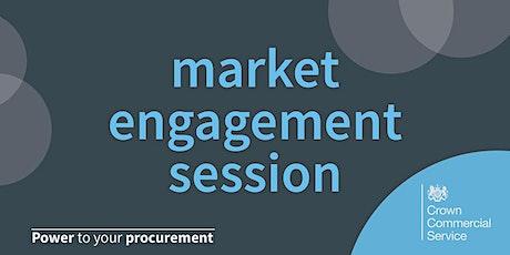 RM6188: Audit & Assurance Services -  Customer Launch Event tickets