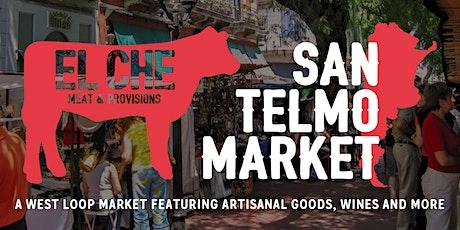 San Telmo Market tickets