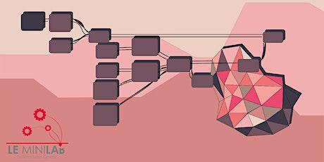 Atelier Minilab : Touch Designer billets