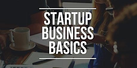 Startup Business Basics - Cambridge tickets
