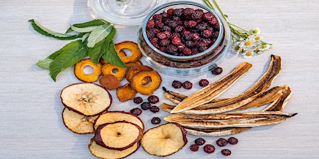 Dehydrating Fruits and Vegetables tickets