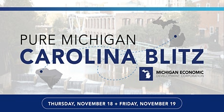 Pure Michigan | Carolinas Blitz tickets
