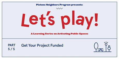 Get Your Project Funded tickets