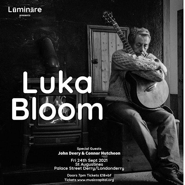 Lūmināre Presents Luka Bloom image