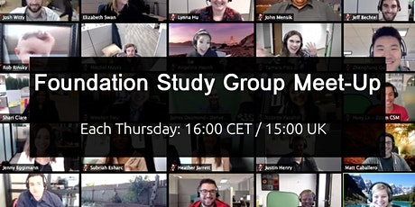 PRINCE2 Study Group Weekly Meet-Up tickets