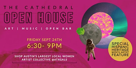 The Cathedral  Open House | Celebrating Hispanic Heritage Month tickets