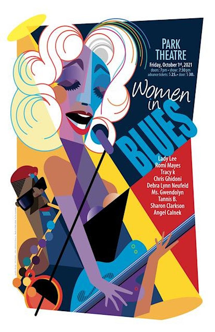 Women In Blues - 2021 image