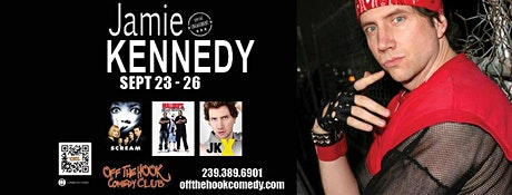 Comedian Jamie Kennedy Live in Naples, Florida! tickets