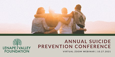 Lenape Valley Foundation's 2021 Virtual Suicide Prevention Conference tickets