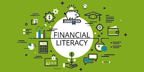 Virtual Financial Literacy tickets