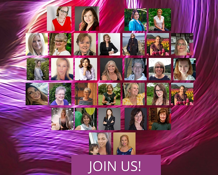 Resilient Women Conference image