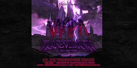 VAMPA @ Treehouse Miami tickets