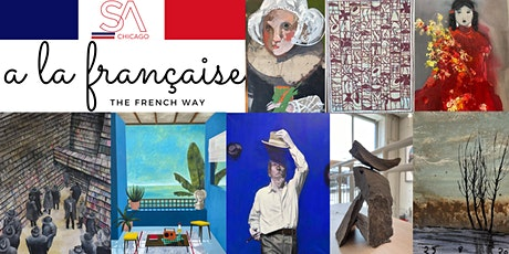 """""""A La Française: The French Way"""" Opening Reception tickets"""