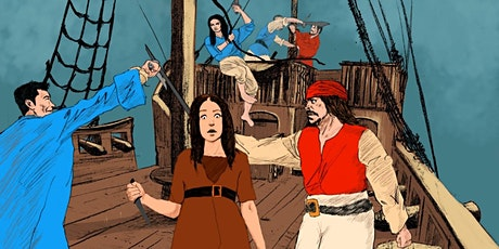 Death by Pie - Harriet, Harry and the Pirates tickets