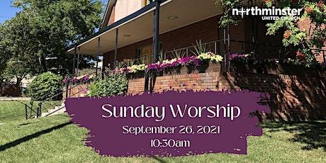 Worship September 26, 2021 tickets