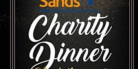 Sands Black Tie Charity Dinner tickets