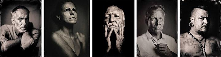 "4-Day  ""The Collodion Portrait"" workshop with Markus Hofstätter: Bild"