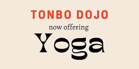 Vinyasa Flow Yoga at Tonbo Dojo tickets