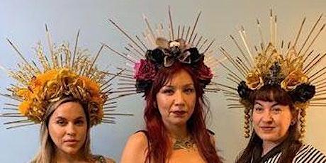 Day of the Dead Headdress Class tickets