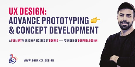 UX Design: Advance Prototyping & Concept Development Tickets