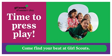 Press Play with Girl Scouts! - Family Challenge Activity tickets