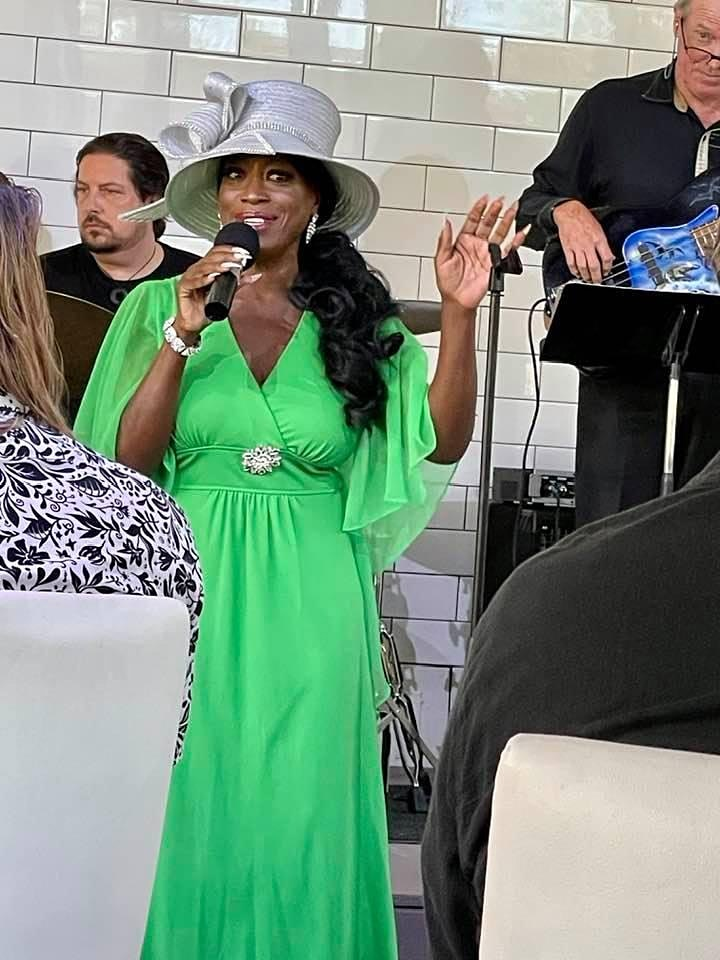 GOSPEL Brunch - Featuring great music and KEISHA D. image