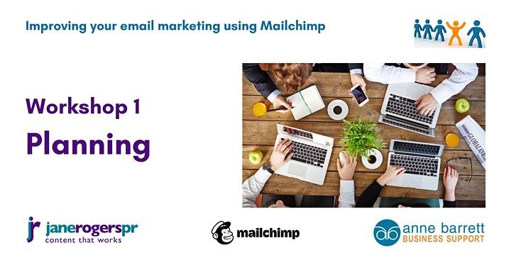 Improving your email marketing using Mailchimp - online workshops