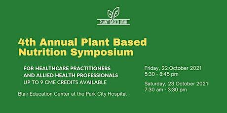 4th Annual Plant Based Utah Nutrition Symposium tickets