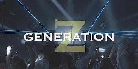 GENERATION Z - Avant première billets