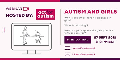 Autism and Girls tickets