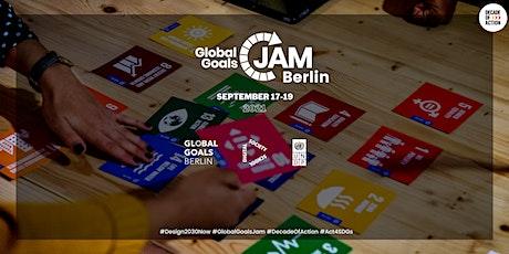 Global Goals Jam Berlin - 2021 tickets