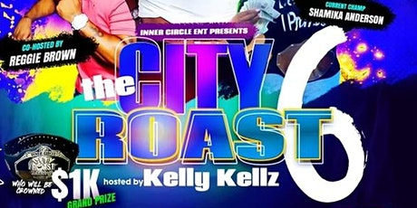 City Roast Competition tickets