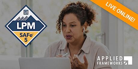 Lean Portfolio Management (5.1) | San Diego (remote) tickets