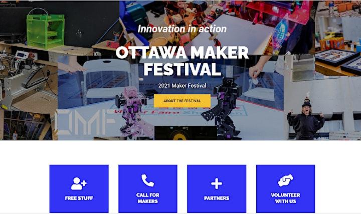 Ottawa Maker Festival image
