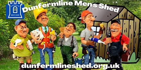 Dunfermline Men's Shed Public Meeting tickets