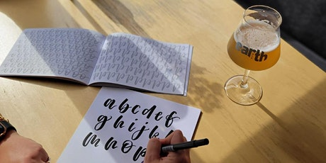Introduction to Modern Calligraphy with Bee Davies Illustration tickets