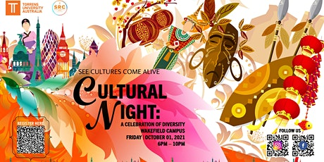 CULTURAL NIGHT 2021 - A Celebration of Diversity tickets
