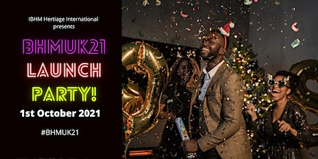 Launch event for Black History Month UK 2021'Big Fat Black History Quiz' tickets