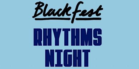 BlackFest Festival 2021: Rhythms Night - Lost in Sound tickets