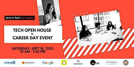 GITLA Tech Open House + Career Day Event! Tickets