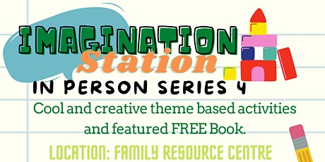 Imagination Station - In Person Series 4 tickets