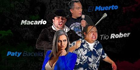 Festival De StandUp Mexicano tickets