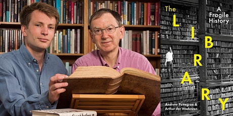 The Library: A Fragile History tickets