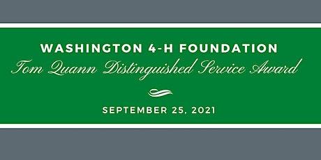 Tom Quann Distinguished Service Award Reception tickets