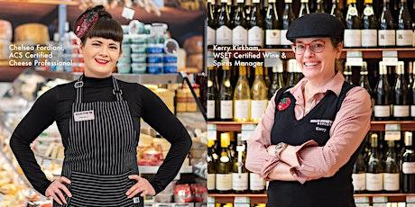 Mollie's Free Online Autumn Cheese & Wine Tasting: 101.5 tickets